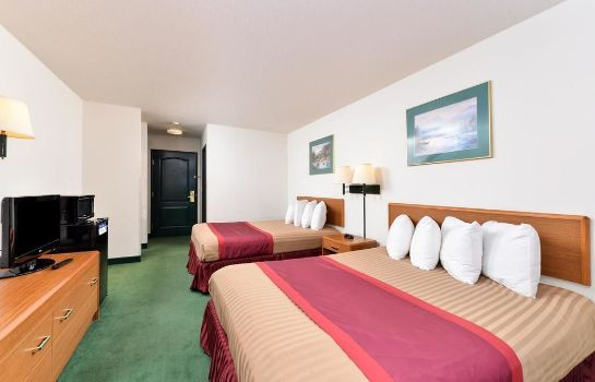 Pokój standardowy Americas Best Value Inn Chetek