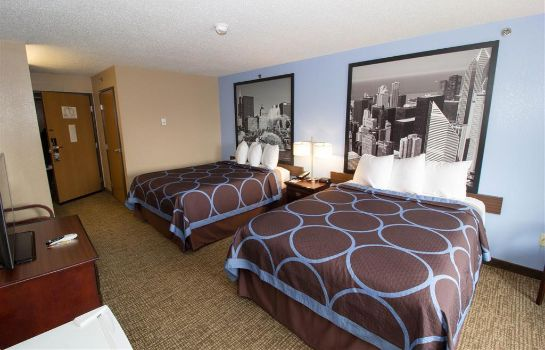 Zimmer Super 8 by Wyndham Chicago O'Hare Airport
