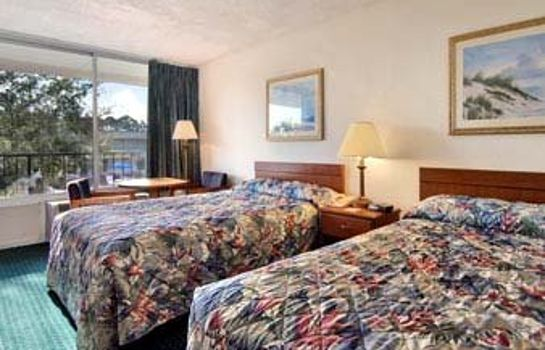 Room Super 8 Cocoa Beach Area