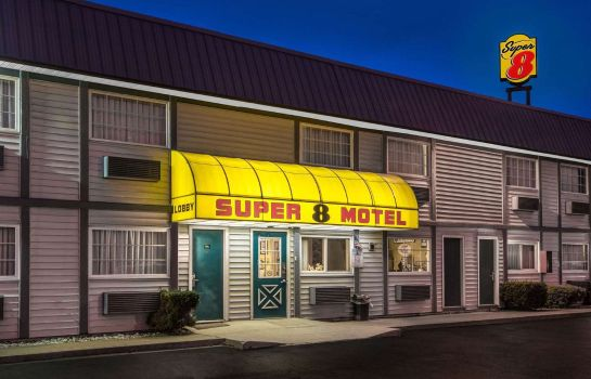 Exterior view SUPER 8 BY WYNDHAM WOOSTER