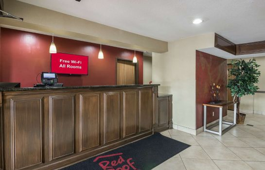 Hall de l'hôtel Comfort Inn Little Rock