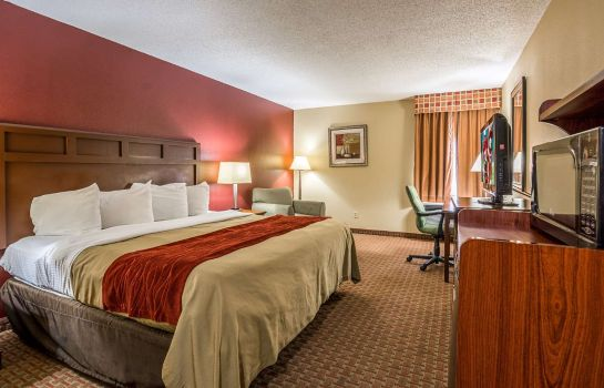 Chambre Comfort Inn Little Rock