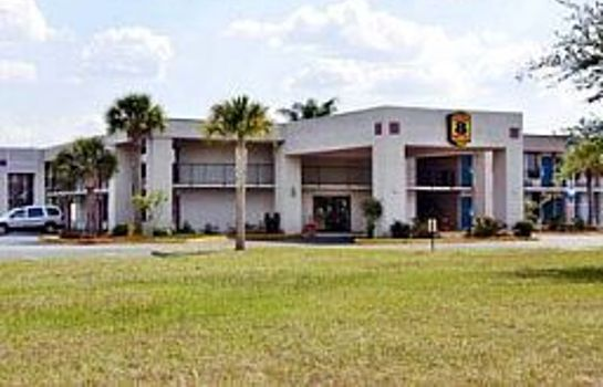 Exterior view Super 8 Cocoa Beach Area