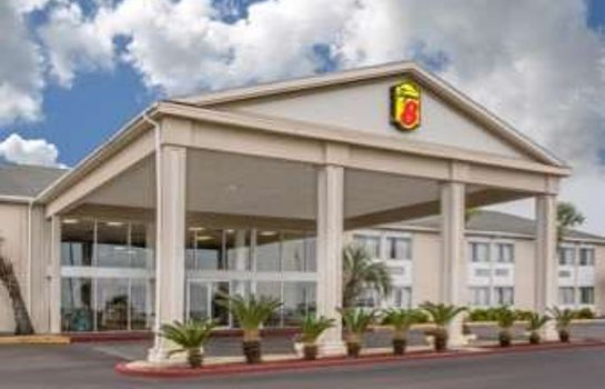 Exterior view SUPER 8 BILOXI