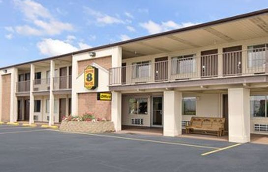 Vista exterior Econo Lodge Buckeye Lake
