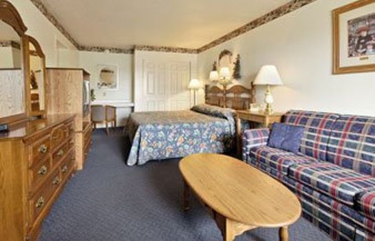 Habitación Econo Lodge Buckeye Lake