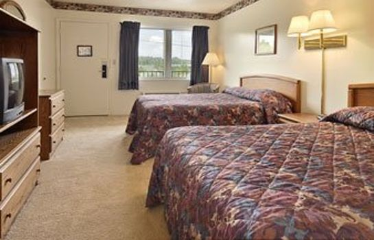 Chambre Econo Lodge Buckeye Lake
