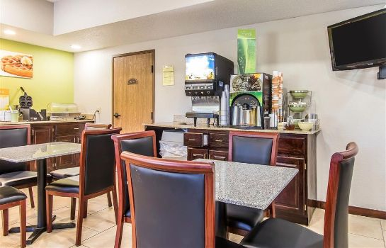 Restaurant Quality Inn and Suites La Vergne