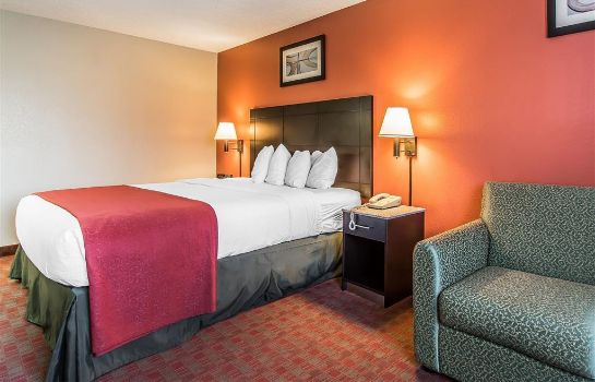 Chambre Quality Inn and Suites La Vergne