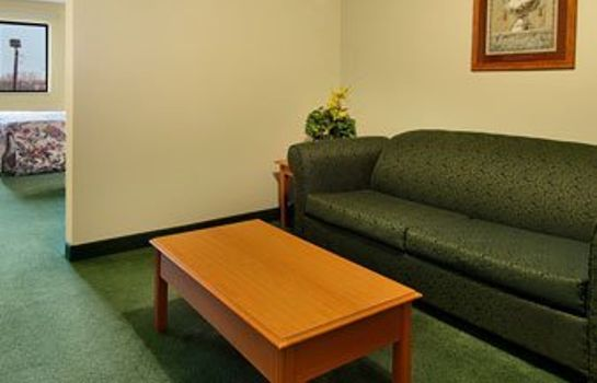 Camera Quality Inn & Suites La Vergne