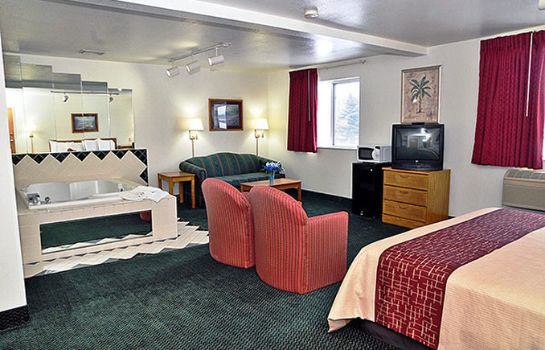 Suite Motel 6 Barkeyville