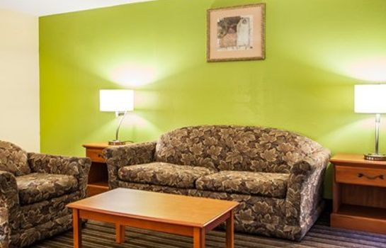 Suite Quality Inn Franklin
