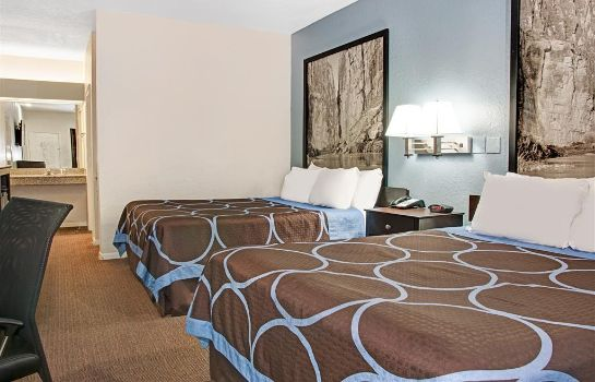 Chambre SUPER 8 HOUSTON-BROOKHOLLOW NW