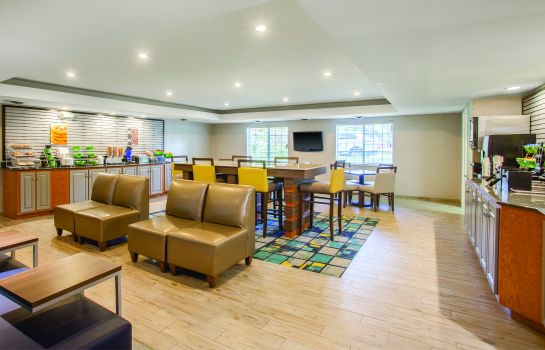 Hotelhalle La Quinta Inn Ste Richmond South