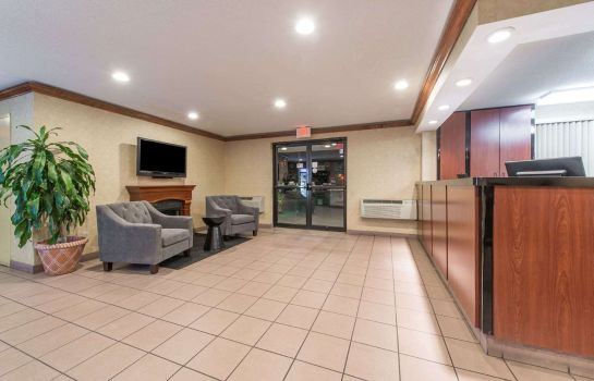 Lobby SUPER 8 BY WYNDHAM NIAGARA FAL