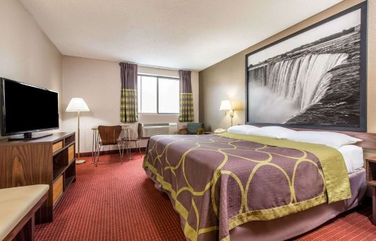 Room SUPER 8 BY WYNDHAM NIAGARA FAL