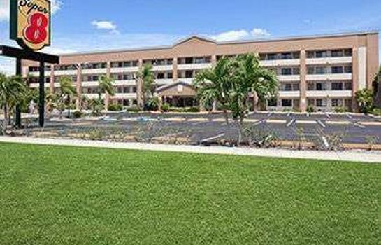 Buitenaanzicht SUPER 8 FORT MYERS