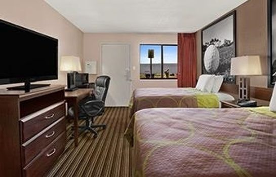 Room SUPER 8 FORT MYERS