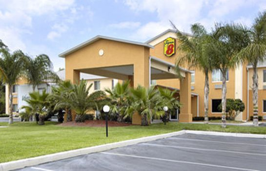 Exterior view SUPER 8 DAYTONA BEACH