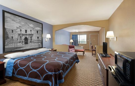 Suite SUPER 8 SAN ANTONIO RIVERWALK
