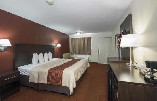 Zimmer Red Roof Inn Columbus Northeast - Westerville
