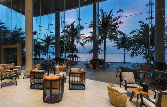 Hotel-Bar InterContinental Hotels PATTAYA RESORT