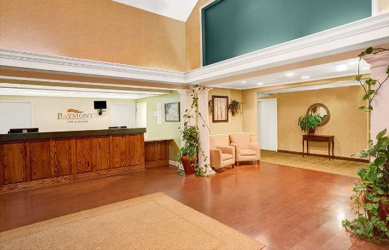 Hall BAYMONT INN & SUITES JACKSONVI