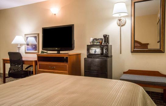 Chambre double (confort) Quality Inn Lagrange