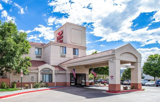 Außenansicht Econo Lodge Denver International Airport