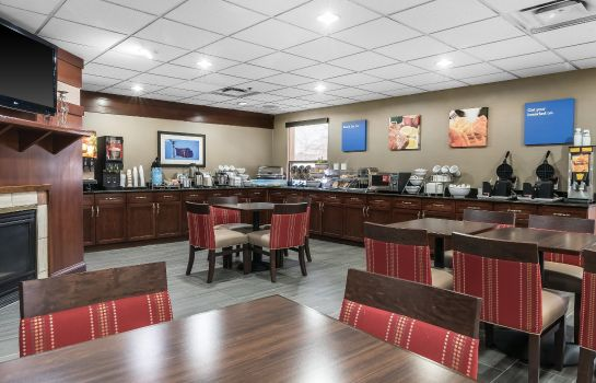 Restaurant Comfort Inn Indianapolis North - Carmel
