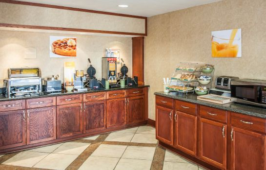 Restaurant Quality Inn Castleton