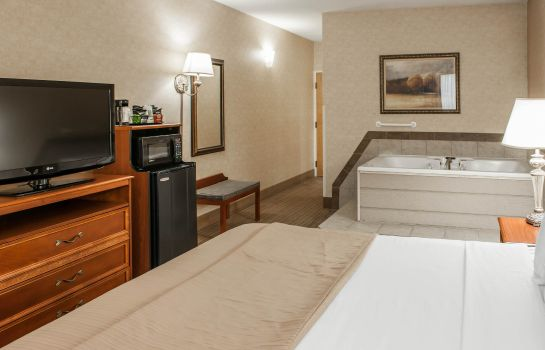 Suite Quality Inn Castleton
