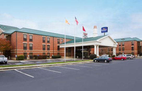 Außenansicht BAYMONT INN & SUITES KNOXVILLE