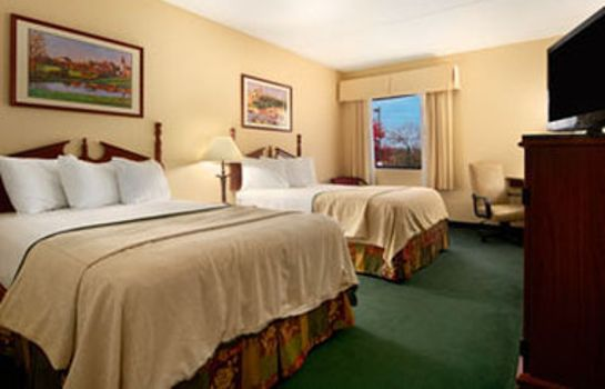 Zimmer BAYMONT INN & SUITES KNOXVILLE