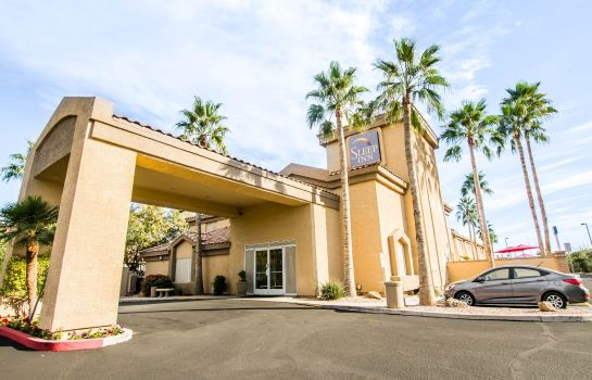 Außenansicht Sleep Inn Phoenix North I-17