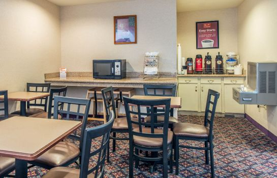 Restaurant Econo Lodge North Academy