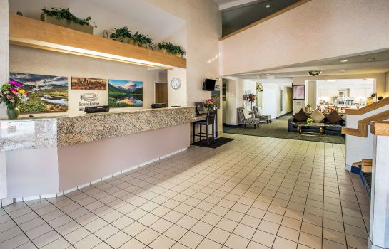 Hotelhalle Econo Lodge Denver International Airport