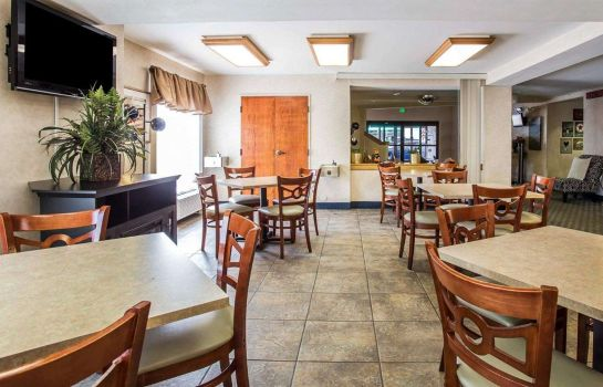 Restaurant Econo Lodge Denver International Airport