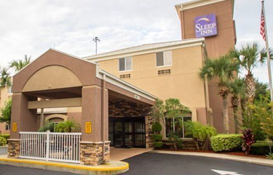 Außenansicht Sleep Inn Ormond Beach