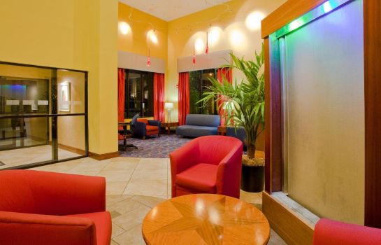 Vestíbulo del hotel Holiday Inn Express & Suites NEAREST UNIVERSAL ORLANDO