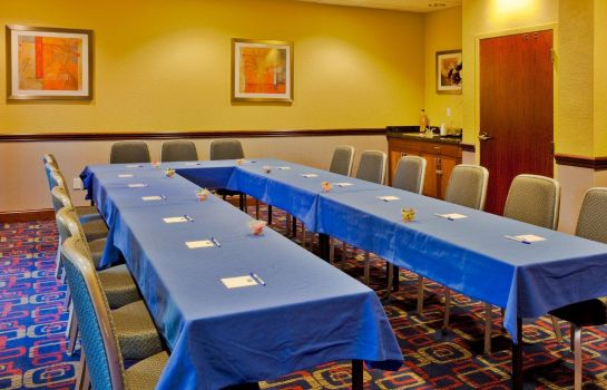 Sala de reuniones Holiday Inn Express & Suites NEAREST UNIVERSAL ORLANDO