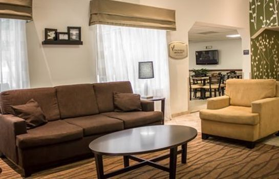 Hotelhalle Sleep Inn & Suites Ft. Lauderdale International Airport