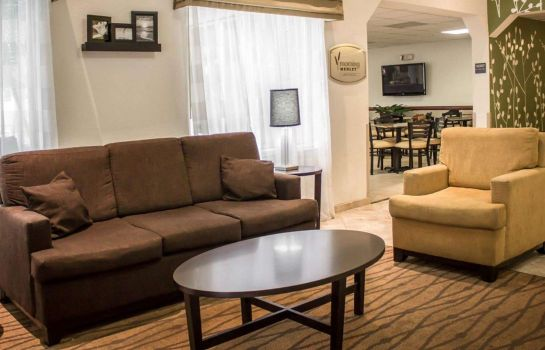 Hotelhalle Sleep Inn and Suites Ft. Lauderdale Inte