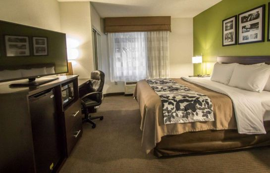 Suite Sleep Inn & Suites Ft. Lauderdale International Airport