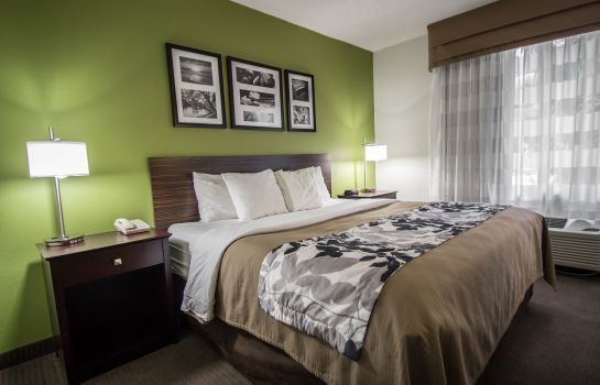 Zimmer Sleep Inn and Suites Ft. Lauderdale Inte