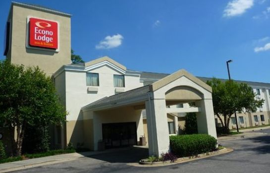 Buitenaanzicht Quality Inn & Suites Raleigh North