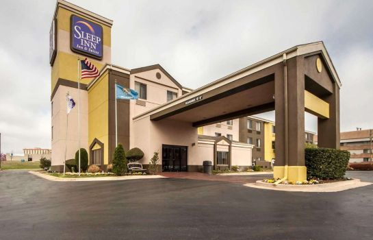 Außenansicht Sleep Inn & Suites Central/I-44