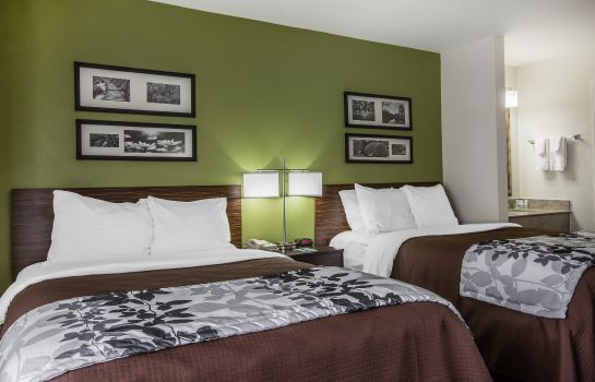 Chambre Sleep Inn McDonough