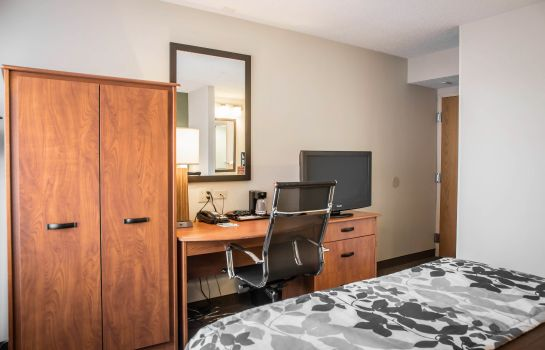 Zimmer Sleep Inn Midway Airport