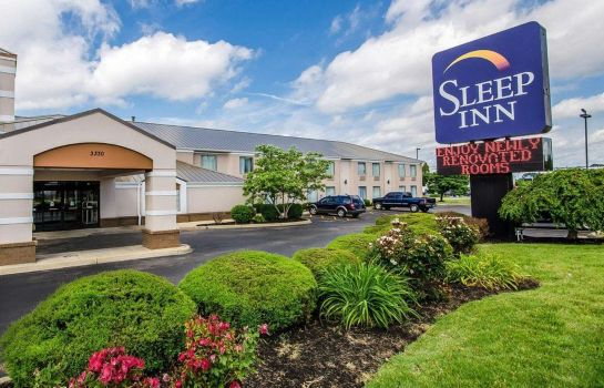 Außenansicht Sleep Inn Louisville Airport & Expo
